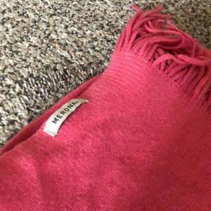 Pink Merona Scarf
